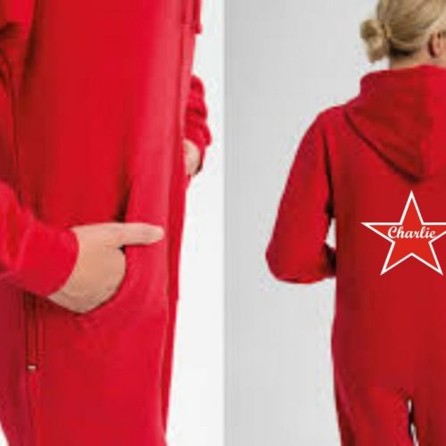 Adults Personalised Onesie